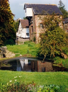 Lapford Mill, circa 1990
