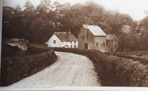 Lapford Mill